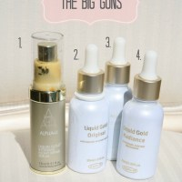 Beauty Review: The Big Guns - Alpha H