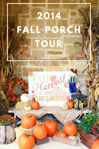 Fall Porch Tour Pt.1