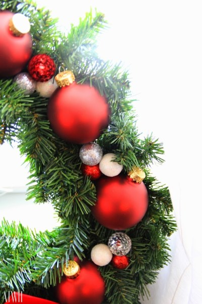 Holiday Wreath-DIY