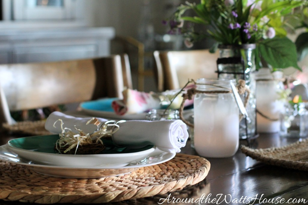 Easter Tablescape 28
