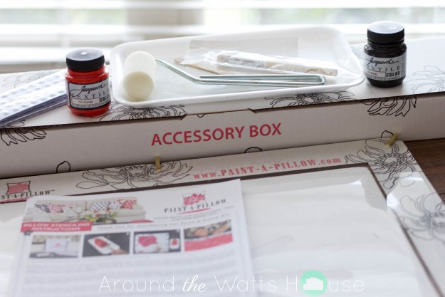 Cutting Edge Stencil Accessory Box