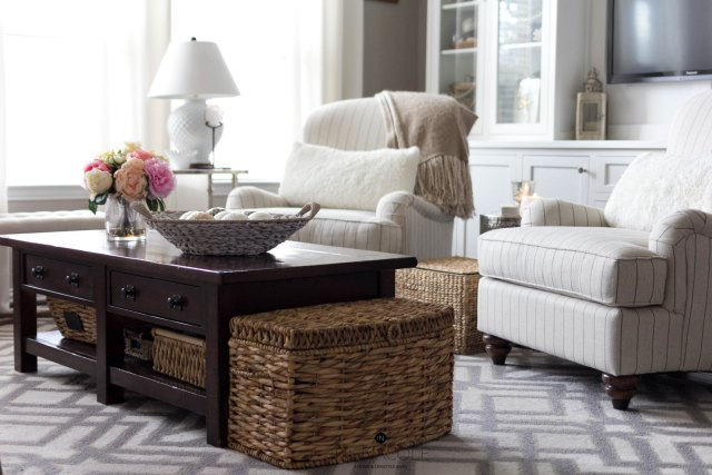 Coffee-Table-IrisNacole.com-New Year, New Room Challenge