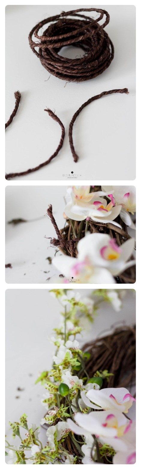 Spring-Valentine's Day Wreath-Tutorial-IrisNacole.com