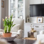 Spring Living Room Tour-IrisNacole.com