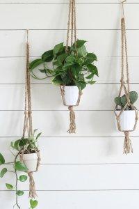 simple+diy+macrame+plant+hanger