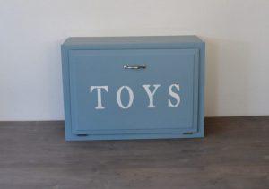 Toy Box, Kid's DIY Find It, Fix It or Build It
