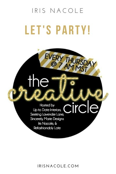 The Creative Circle Link Party: Week 131