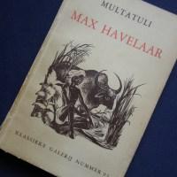 Max Havelaar by Multatuli (Eduard Douwes Dekker)