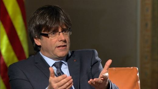 Puigdemont, Govern