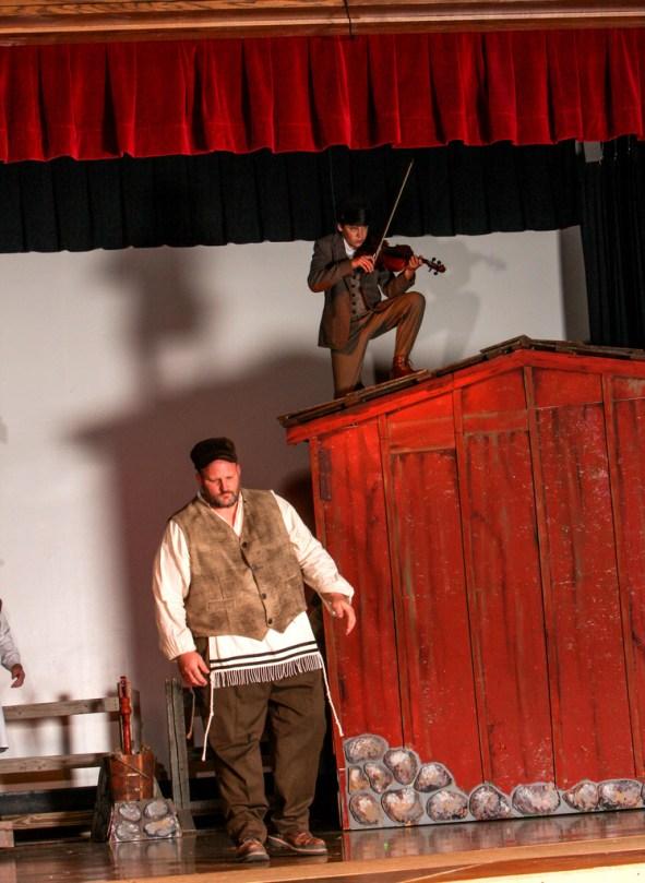 Tevya & Fiddler