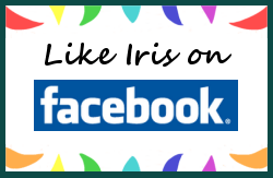 Like Iris on Facebook!