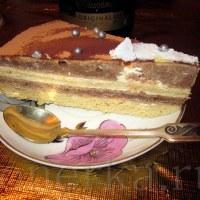 Пряничный новогодний торт 2013