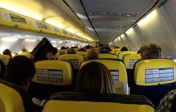 Bójka na pokładzie samolotu Ryanair! [WIDEO]