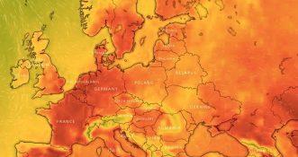 Fala upałów uderzy w Europę