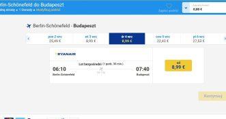 Lufthansa krytykuje Ryanaira za... zbyt tanie bilety