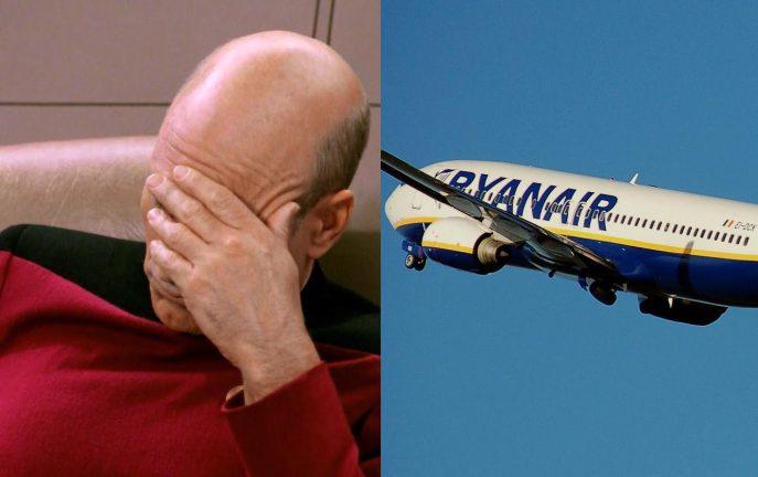 Ryanair zapomniał o... pasażerach