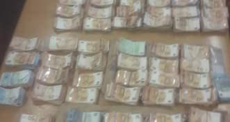Garda pochwaliła się przejęciem 500 000 euro
