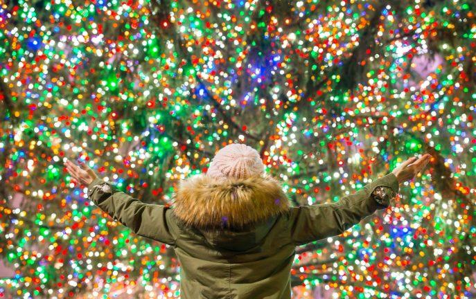 Dublin wymieniony jako jedno z 10 najlepszych miast do odwiedzenia na Boże Narodzenie