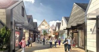 """Ujawniono plany budowy centrum handlowego na wzór """"Kildare Village"""" o wartości 100 mln euro!"""