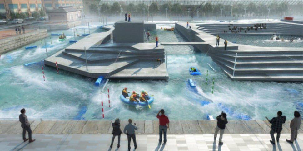 Plannen voor een groot toeristisch attractieproject in de Ierse hoofdstad zijn gepubliceerd [WIDEO]