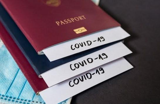 Paszporty szczepień testowane będą na całym świecie!