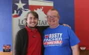 November 11th, 2015 - Mornings with Lone Star - Rusty Fincher for Constable Precinct 1