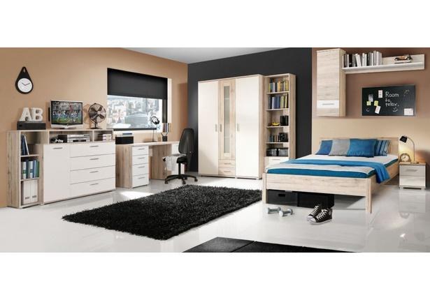 Schlafzimmer Set 140x200   Begehbarer Kleiderschrank ...