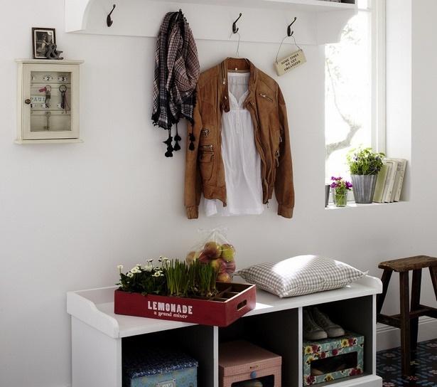 Garderobe Flur Ideen