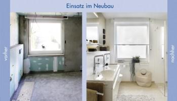 Badezimmer einfach renovieren