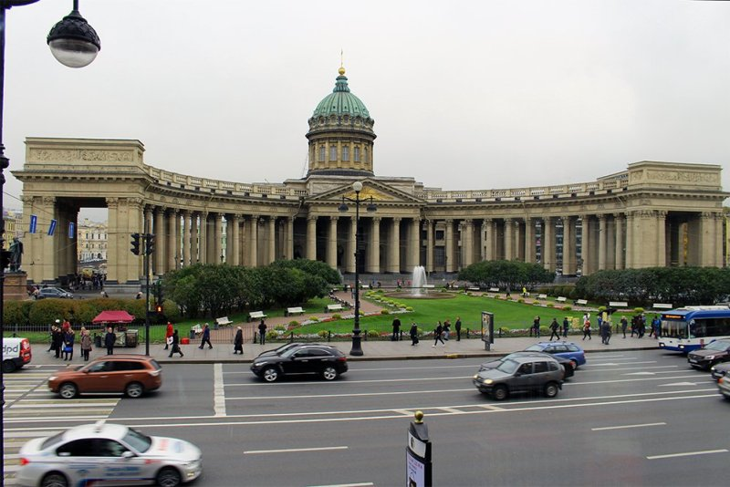 Kazan Cathedral | 7 Places to See on Your First Time in St. Petersburg
