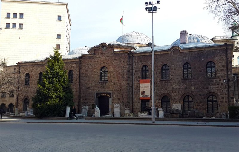 1 Day in Sofia Walking Itinerary | National Archaeological Museum