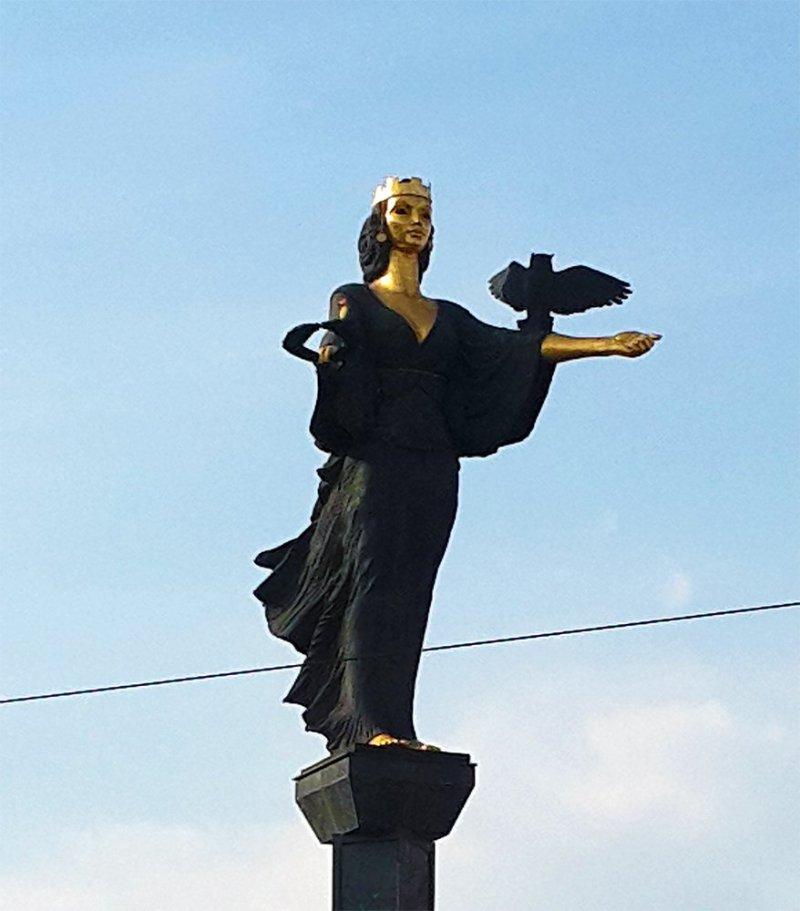 1 Day in Sofia Walking Itinerary | Saint Sofia Monument