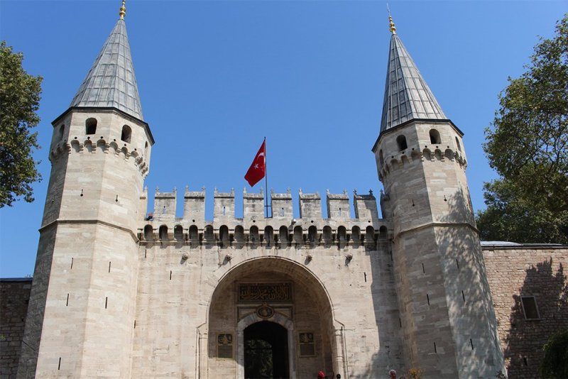 Topkapi Palace | 20+ Places to See in Istanbul