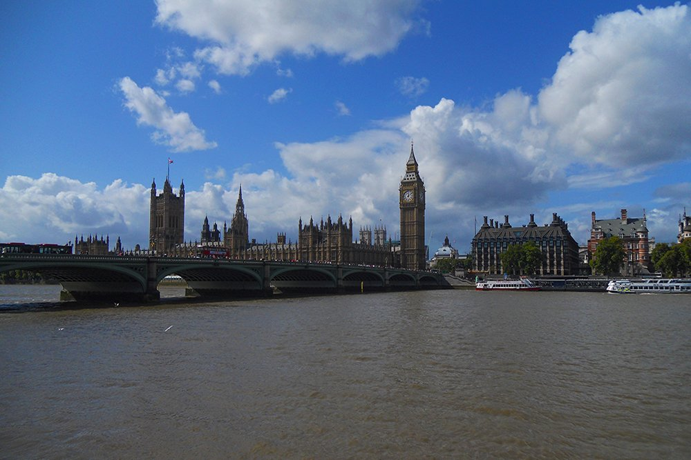 1 Day in London Walking Itinerary