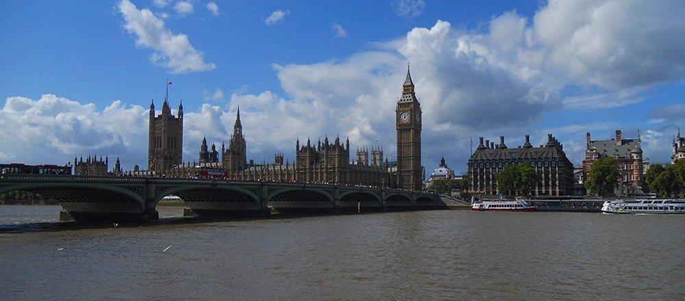 Parliament Building and Big Ben