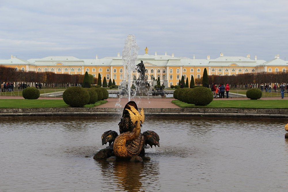 3 Best 1-Day Trips from St. Petersburg