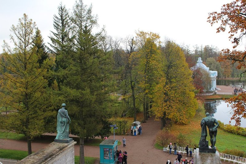 3 Best 1-Day Trips from St. Petersburg | Catherine's Park