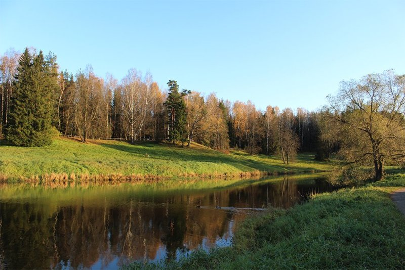 3 Best 1-Day Trips from St. Petersburg | Park in Pavlovsk
