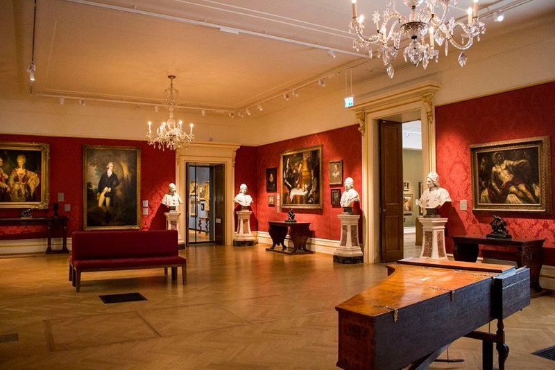 1 day in Oxford Walking Itinerary | Ashmolean Museum