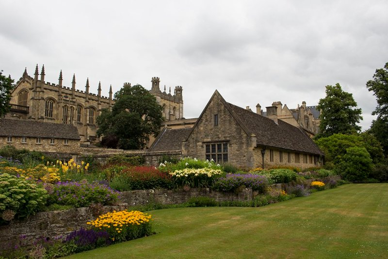 1 day in Oxford Walking Itinerary | Christ Church Gardens
