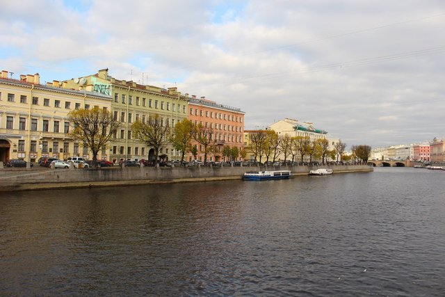 More than 20 things to do and places to see in St Petersburg | Fontanka River