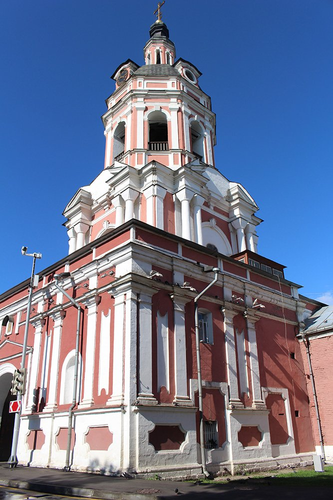 Architectural gems of Moscow, Russia | Donskoy Monastery