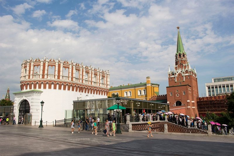 Top 10 places to see in Moscow, Russia | The Kremlin