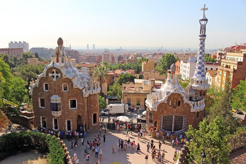 First Timer's Guide: 12 places to see in Barcelona | Park Guell