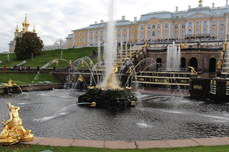 Travel tips for St. Petersburg, Russia | Peterhof