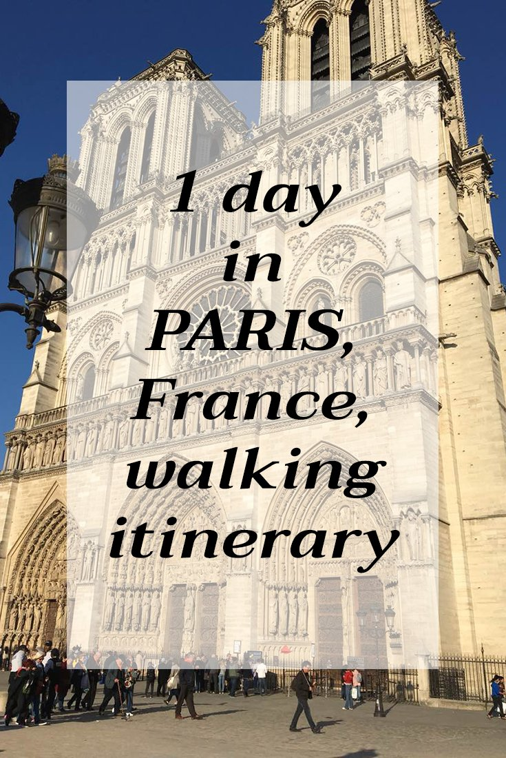 How to spend 1 day in Paris, France | Things to do in Paris in 1 day | What to do in Paris, France, in 1 day | Places to see in Paris in 1 day