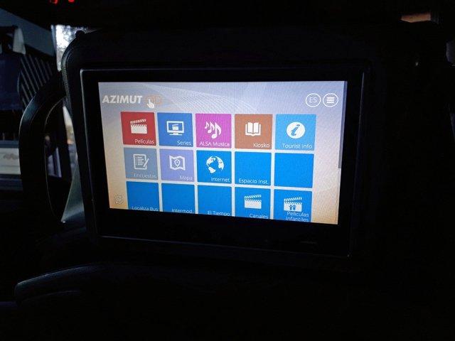 ALSA bus multimedia screen