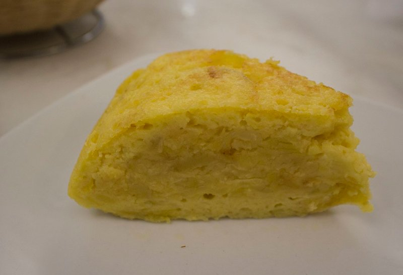 3 weeks of solo travel in Spain: 3 days in Cordoba | Spanish omelette