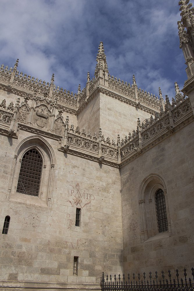 3 Weeks of Solo Travel in Spain, Part 3: 3 Days in Granada | Cathedral of Granada