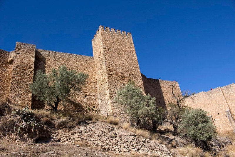 3 weeks of solo travel in Spain, Part 5: 1 day trip to Ronda | Ancient walls of Ronda